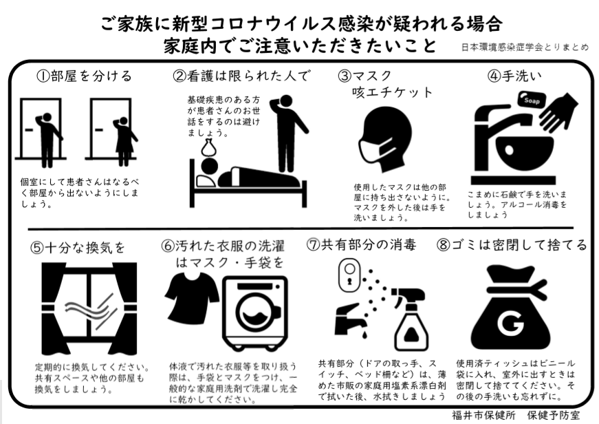 県 の 感染 福井 コロナ 新型コロナウイルス感染症のオープンデータを公開します
